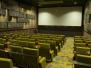 Geprinte akoestische panelen en geprint tapijt - Project Bioscoop Beuningen